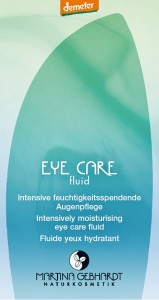 Fluid pod oczy z awokado eye care 2ml Martina Gebhardt